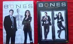 BONES Stagione 1 e 2 in DVD