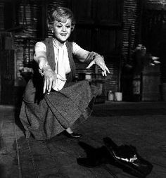 "Miss Price from ""Bed-knobs & Broomsticks"" (remember seeing this on my 5th birthday and i was enchanted!)"