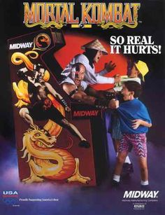 Mortal Kombat Arcade   Poster