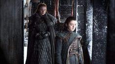 Sansa & Arya Stark | Long Story (1x01-7x07) | Game of Thrones
