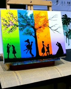 Mar 2020 - this article of ours will help you to know about canvas painting. and today I showing you 11 easy way to make a painting for beginners in 2020 Love Canvas Painting, Canvas Painting Tutorials, Simple Canvas Paintings, Easy Canvas Art, Oil Pastel Paintings, Oil Pastel Art, Oil Pastel Drawings, Small Canvas Art, Acrylic Canvas