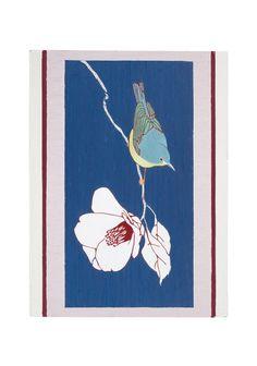 Kintaro Ishikawa Resting a bird