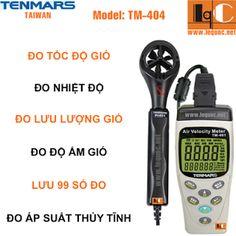 Máy đo tốc độ gió: LE QUOC CO., LTD