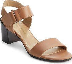 2d93fc67bbdaa Leather Strappy Sandals - Sandals - Stuart Weitzman - ALE. Versatile strappy  sandals crafted from