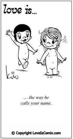 Love is the way he calls your name.♥ #Love #SqdnLdr