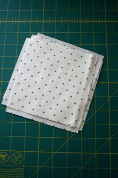 Lone Star Block tutorial | Hopeful Homemaker