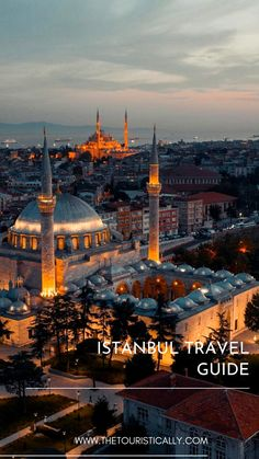My favourite spots in Istanbul