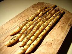 Forchettina Irriverente: Grissini .. non grissini ... caldi di patate