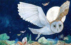 Helen Cann - professional children's illustrator, view portfolio