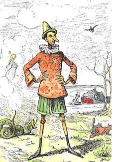 Birth of Pinocchio - 7. Juli – Wikipedia
