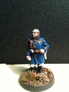 An Admiral of the Grand Imperial Navy