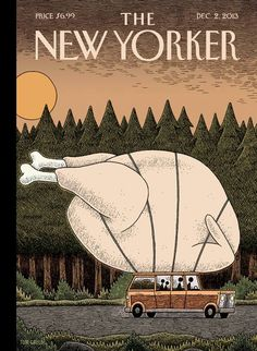 The New Yorker Magazine #magazine #cover