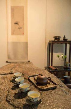 。 Zen Tea, Asian Tea, Tea Culture, Tea Tray, Brewing Tea, Chinese Tea, Coffee Set, Ceramic Design, Cacao