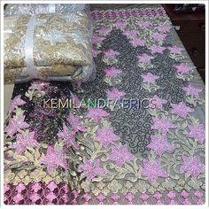 Follow @kemilandfabrics @kemilandfabrics for fabulous Bridal and Asoebi fabrics  #asoebi #asoebispecial #speciallovers #wedding #bridalfabrics #partyfabrics #occassion #owanbe #fabrics #tulle #lace