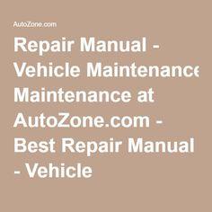 Haynes Repair Manual -Punkin Truck