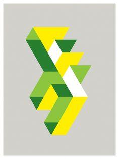 A Graphic Designer's Alphabet - Design Milk Typography Images, Typography Inspiration, Typography Design, Design Inspiration, Design Ideas, Layout Design, Print Design, Modern Graphic Design, Graphic Design Illustration