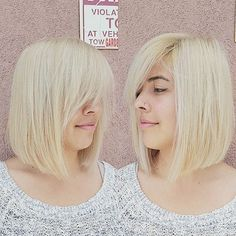 40 Classy Short Bob Haircuts and Hairstyles with Bangs