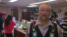 Anishinaabe cook uses language to teach about traditional food