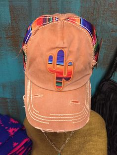 Love serape, then this cap is for you! Great look. Adjustable back. Cowgirl Chic, Cowgirl Hats, Western Hats, Cowgirl Tuff, Bohemian Shoes, Boho Hat, Gypsy Style, My Style, Wild Style