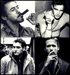 Cigarette is bad for your health. But still, smoking makes some men seem rather stylish.