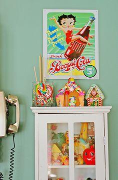 Kitchen by boopsie.daisy, via Flickr