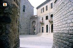 Sardegna DigitalLibrary - Immagini - Tempio Pausania, scorcio delle case