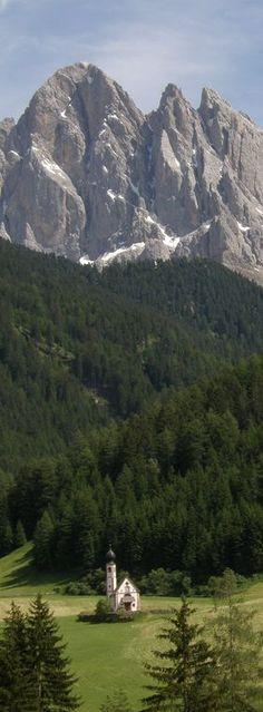 Villnöss/Funes, Italy