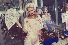 Fashion + New Maria Antonieta