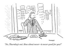 Rejection as Creative Catalyst: A Lesson in Entrepreneurship from New Yorker Cartoon Editor Bob Mankoff | Brain Pickings