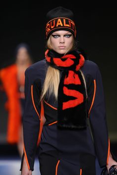 Versace is The Latest Designer To Get Political On The Runway