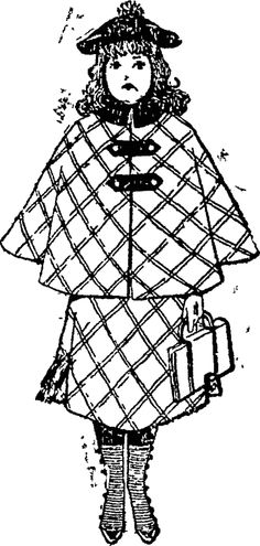 A WINTER SCHOOL SUIT. (Auckland Star, 27 May 1899)