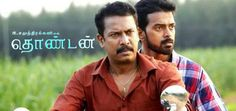 Thondan Tamil Torrent Movie Download 2017, Tamil Film Thondan Full Download  in 720P, Thondan Hindi HD movie download, Thondan DVD torrent Movie Hindi Tamil