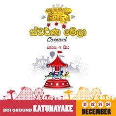 SWARNA MELA CARNIVAL & MUSICAL SHOW 2017 KATUNAYAKE    http://www.srilankanentertainer.com/sri-lanka-events/swarna-mela-carnival-2017/  #SwarnaMela #SwarnaMelaCarnival #MusicalShow #Colombo #SriLanka #Event #UpcomingEvent #SriLankanEntertainer
