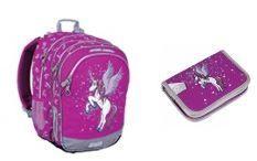 Školní batohy a aktovky   Topgal   Topgal - Sada pro školačku SET 038   AMATA - hračky a výtvarné potřeby