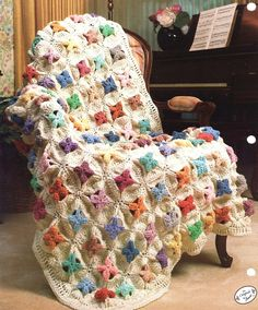 Crochet Quilt Patterns