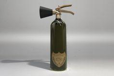 Dom Pérignon Champagne Extinguisher