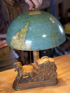 and there was light around the world. . . or in the southern HemiSphere! :)   {junk gypsy co, http://gypsyville.com/ }