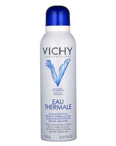 Vichy Thermal Spa Water Enriched With 15 Active Minerals To Soothe, Regenerate And Fortify Skin. 150 ML by Vichy. Reduce redness and soothe irritations Vichy Skin Care, Beauty Without Cruelty, Spa Water, Face Cleanser, Beauty Shop, Beauty Make Up, Hair Beauty, Shower Gel, Travel Size Products