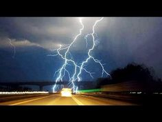 Storm Chasing Photograph by Carsten Peter, National Geographic With a camera he calls the Kahuna in tow, storm chaser Tim Samaras is on the hunt for an elusive shot of a lightning strike the moment it is born. Weather Wallpaper, Storm Wallpaper, Nature Wallpaper, Tornados, Thunderstorms, Weather Storm, Wild Weather, Fuerza Natural, Cool Pictures