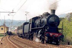 Locomotiva a vapore 740