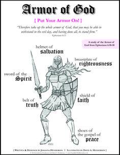 Armor of God @disney3578 @bubblegumbeuty @Justanotherpint @tanderson1714