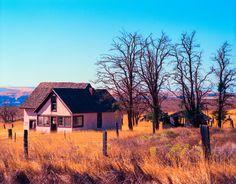 https://flic.kr/p/AkKLDp | House Of Broken Dreams (Explore 11/12/15) | Klickitat County, Washington.  Pentax 6x7, Kodak Ektar 100,  Epson V800, Silverfast 8.