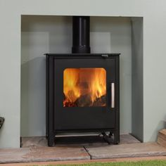 Beltane Chew - 4.6kw Multifuel Woodburning Stove Defra