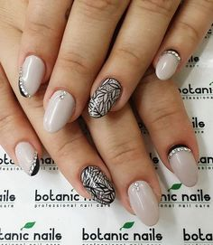 Nail arts are amazing since you can have various designs for each finger. You can now join a crescent moon nail together with some designs like french tips, full nail art or a simple one with diamond design.