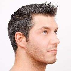 Short hairstyles and haircuts for men.This gallery of Pictures of Short Mens Haircuts contains some great options for guys who like men's short hairstyles. Top Hairstyles For Men, Short Spiky Hairstyles, Popular Mens Hairstyles, Haircuts For Fine Hair, Boy Hairstyles, Haircuts For Men, Short Hair Cuts, Short Hair Styles, Haircut Men