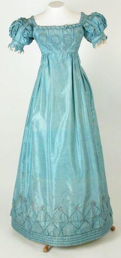 Dress, 1820-1825