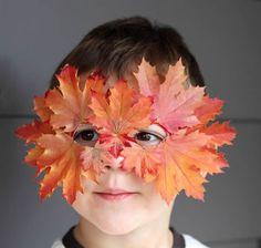 Máscara linda para o Dia das Crianças