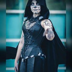 cosplay marvel Lady death