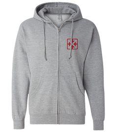 Evoke Apparel - Evoke Apparel Logo Mens Zip-up Hoodie in Heather Grey, $55.00 (http://www.evokeapparelcompany.com/evoke-apparel-logo-mens-zip-up-hoodie-in-heather-grey/)