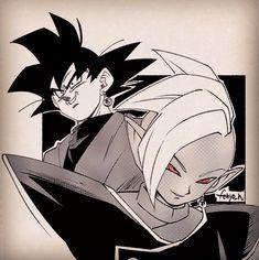 Zamasu Black, Good Manga, Anime, Akatsuki, Artist At Work, Dragon Ball Z, Fangirl, Drawings, Instagram Posts